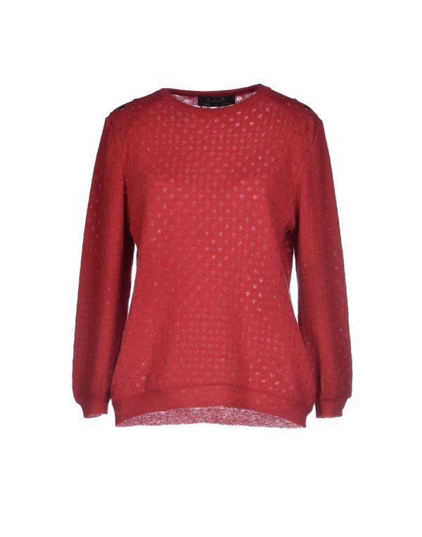 砖红 KRISTINA TI 套衫