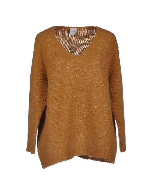 赭石色 ...À_LA_FOIS... 套衫