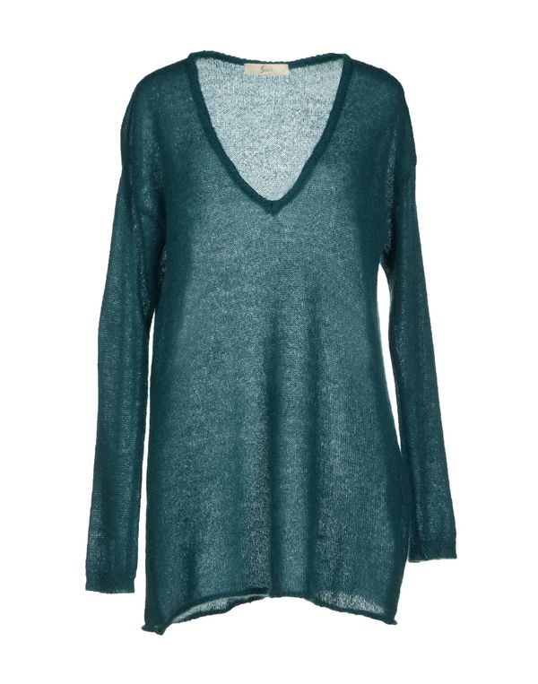 绿色 SUOLI 套衫