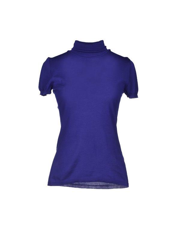 蓝色 EMILIO PUCCI 圆领针织衫