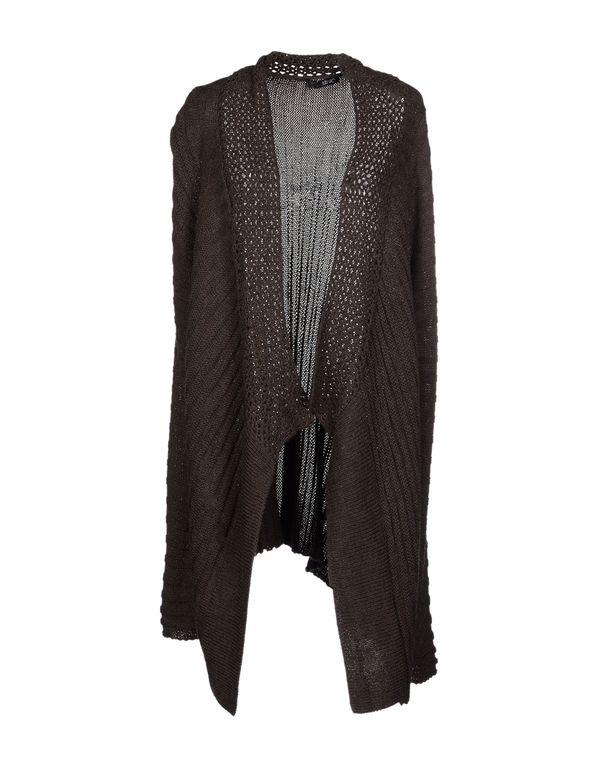 鸽灰色 LIU •JO 针织开衫