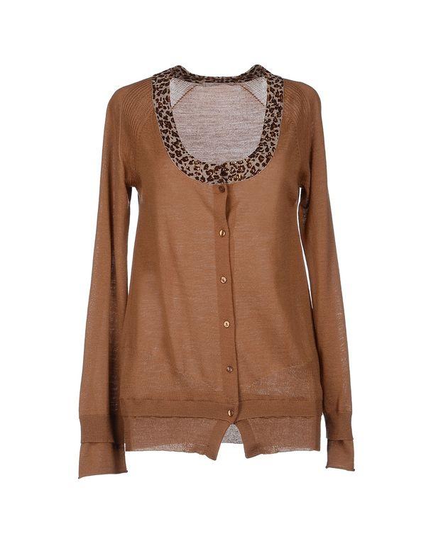 棕色 PINKO 针织开衫