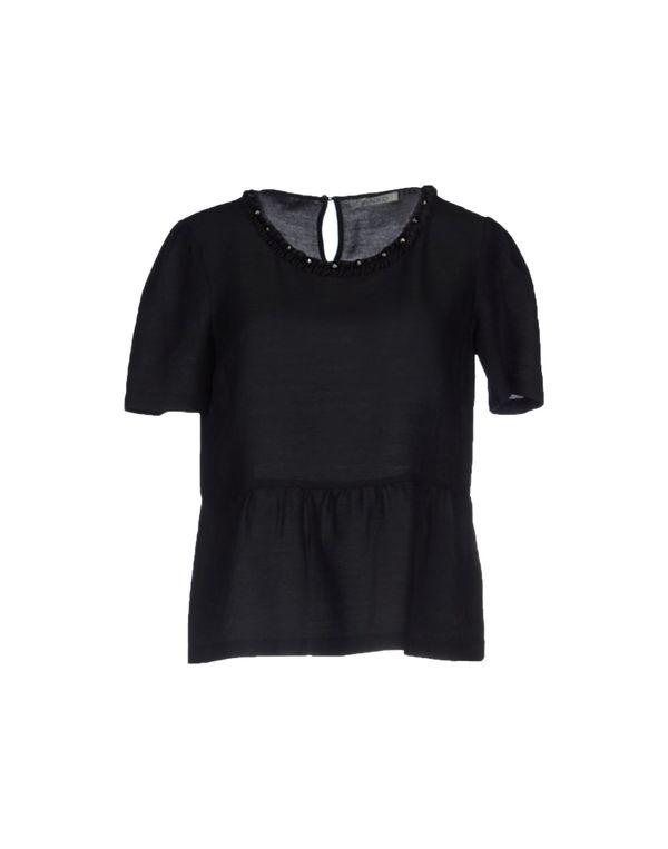 黑色 PINKO GREY 女士衬衫
