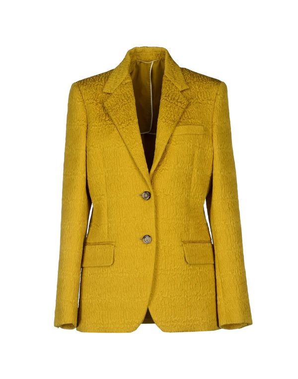 黄色 ROCHAS 西装上衣