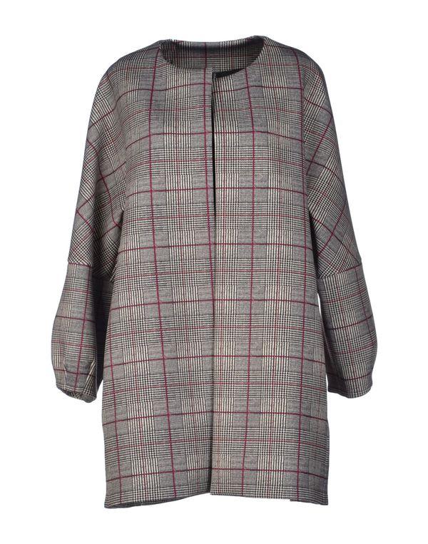 灰色 PIANURASTUDIO 外套