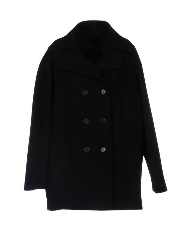 黑色 P.A.R.O.S.H. 大衣