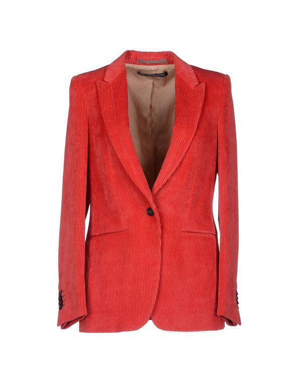 珊瑚红 NEW YORK INDUSTRIE 西装上衣