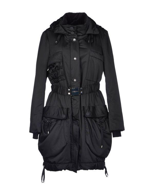黑色 HIGH 夹克