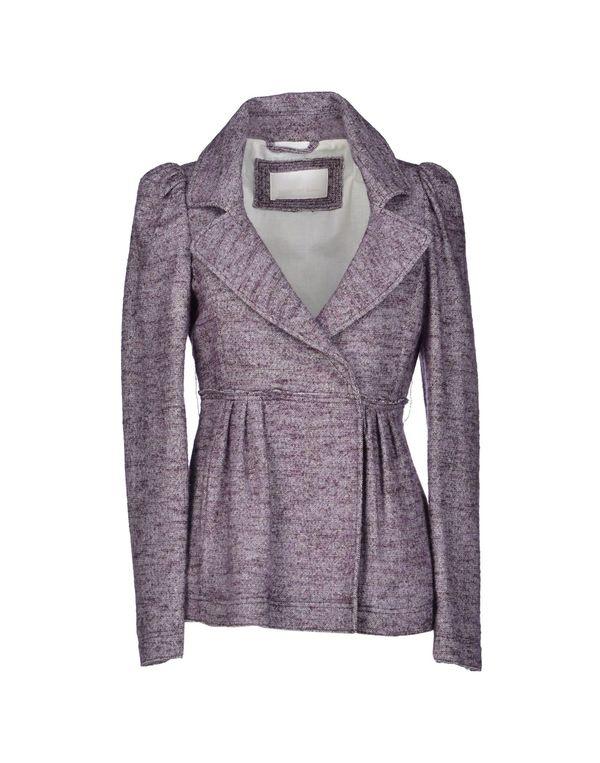 紫红 SCERVINO STREET 西装上衣