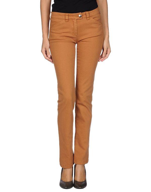 棕色 BALENCIAGA 牛仔裤