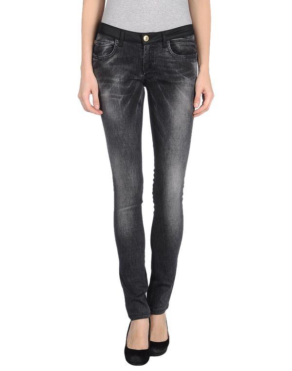 黑色 FRANKIE MORELLO 牛仔裤