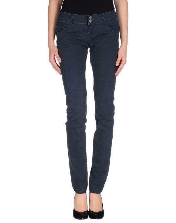 石青色 ONLY 牛仔裤