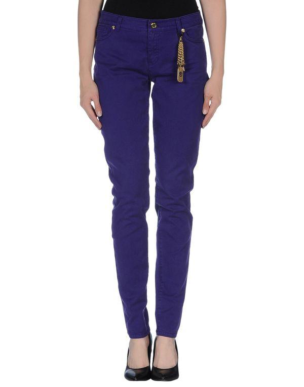 紫色 MICHAEL MICHAEL KORS 裤装