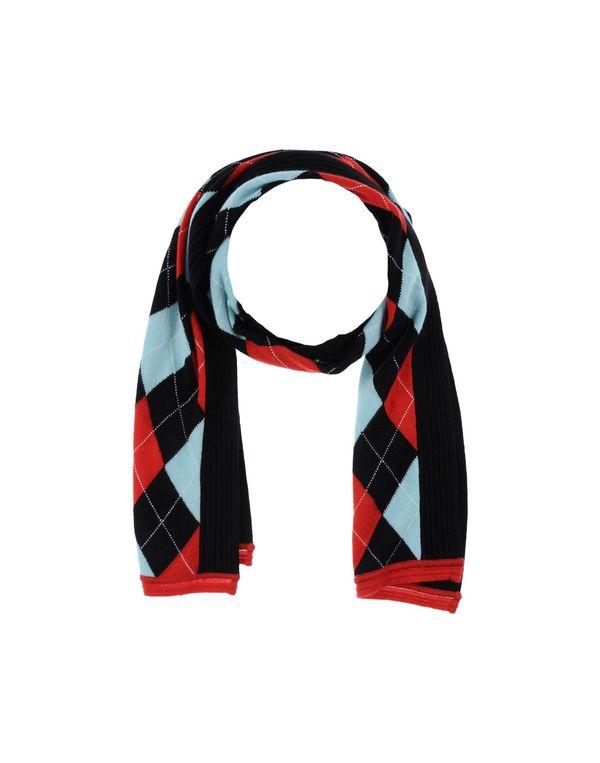 黑色 BALENCIAGA 围巾