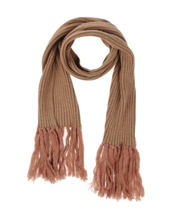 驼色 ALYSI 围巾
