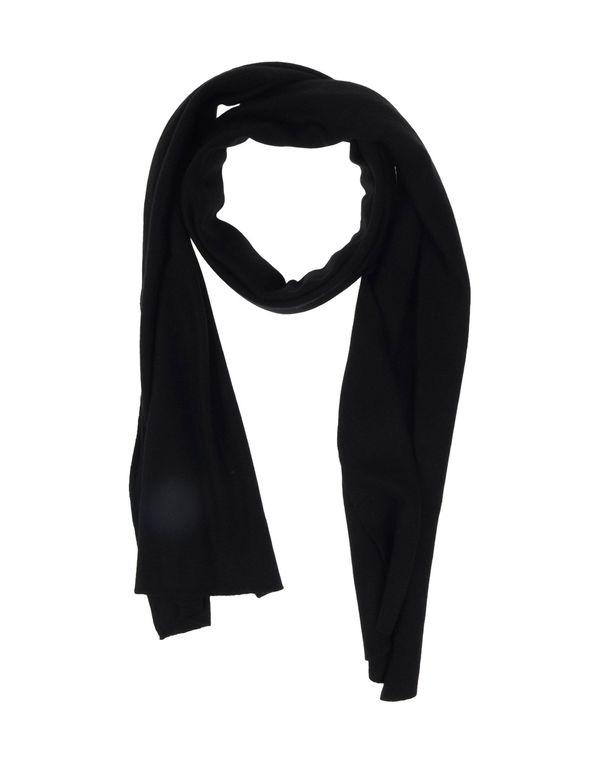 黑色 CRUCIANI 围巾