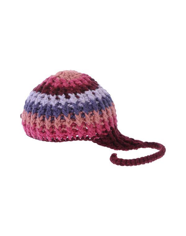 波尔多红 WOOLRICH 帽子