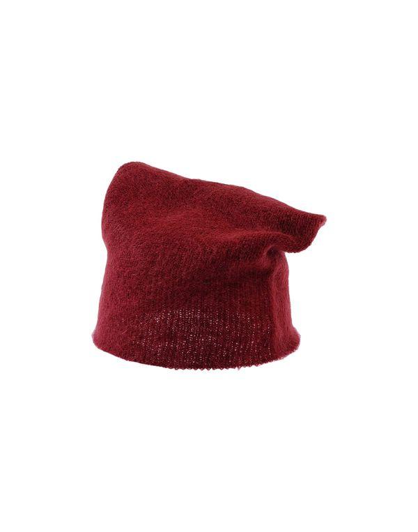 波尔多红 WOODWOOD 帽子