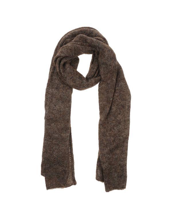 棕色 JUCCA 围巾