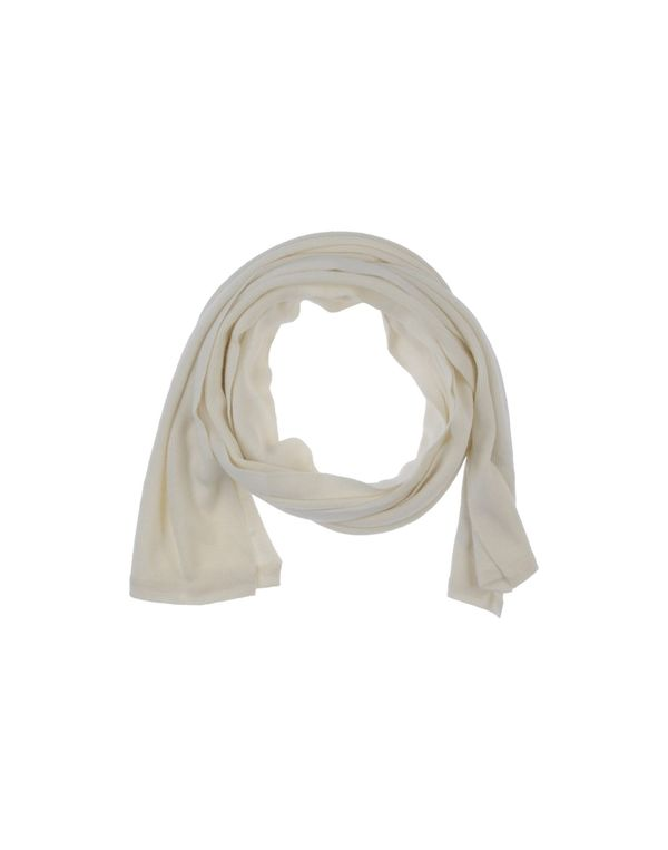 白色 GUESS 围巾
