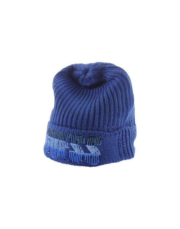 蓝色 GUESS 帽子