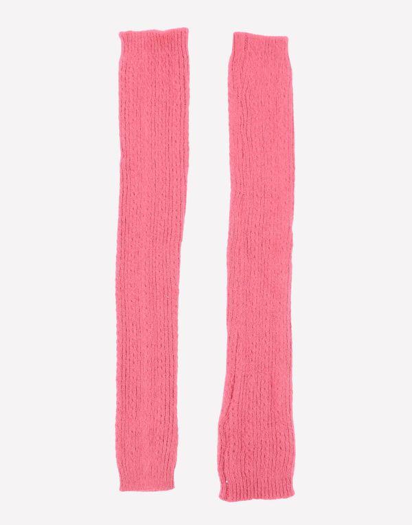 玫红色 LIU •JO 袖套