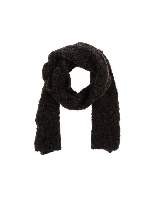 深棕色 MAURO GRIFONI 围巾