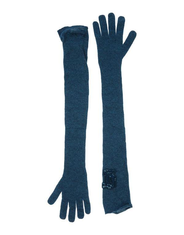 孔雀绿 GALLIANO 手套