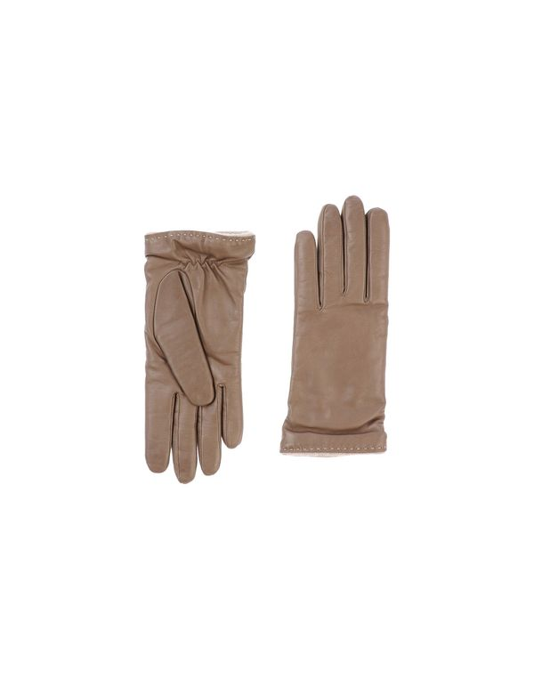 卡其色 P.A.R.O.S.H. 手套