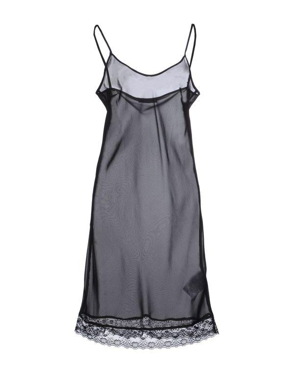 黑色 LIU •JO 衬裙