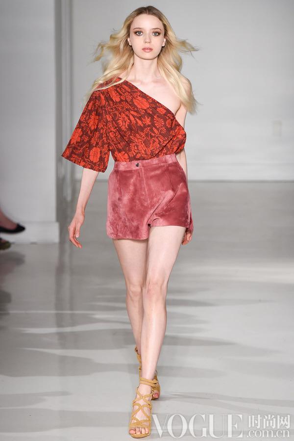 Jill Stuart2015春夏时装秀