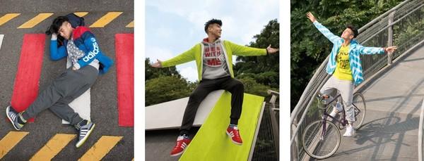 adidas NEO Label 2014年春季新品预览