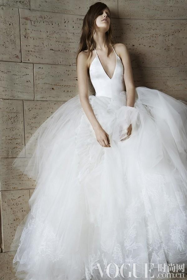 Vera Wang2015春夏婚纱秀
