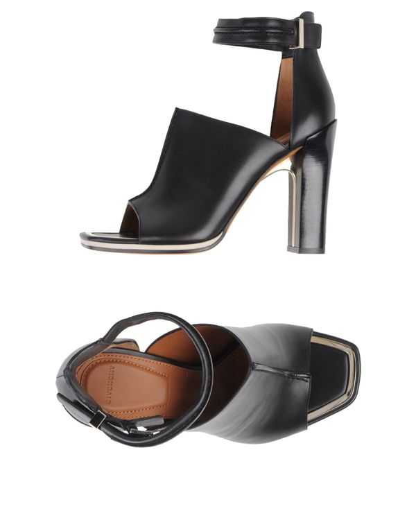 黑色 GIVENCHY 凉鞋