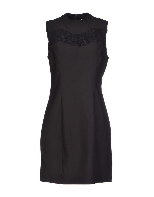 黑色 ONLY 短款连衣裙