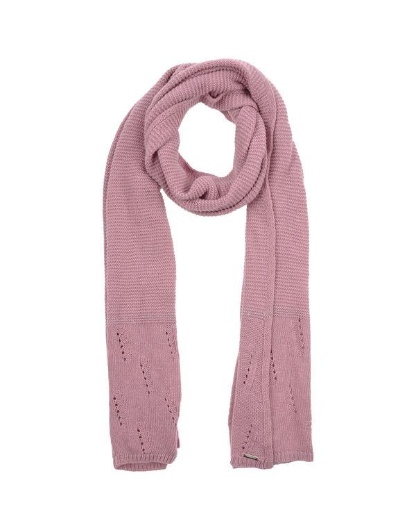 丁香紫 PATRIZIA PEPE 围巾