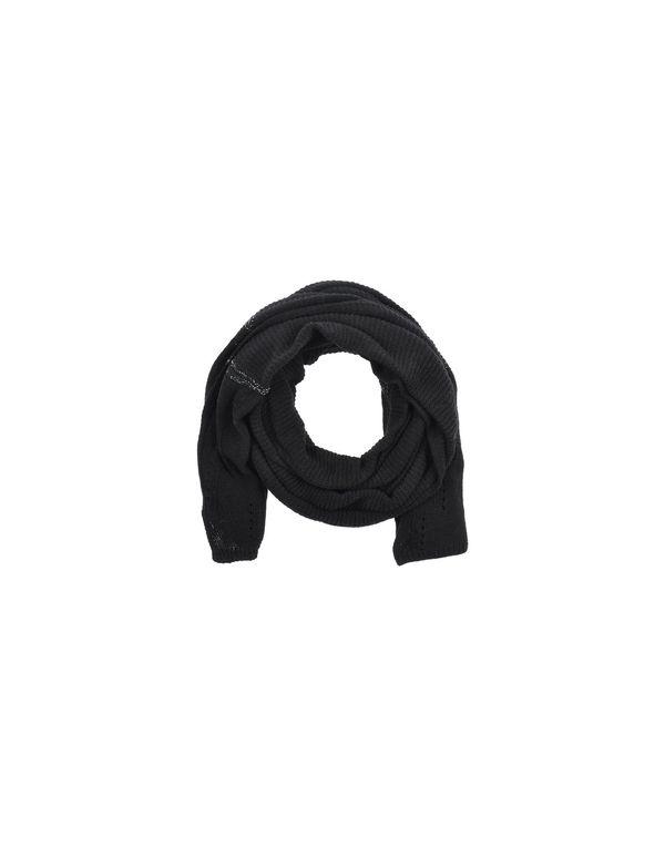 黑色 PATRIZIA PEPE 围巾