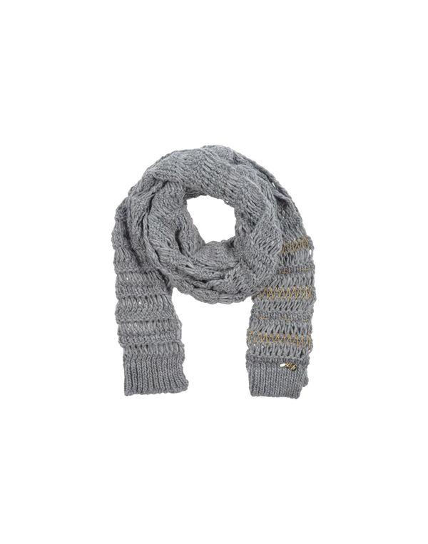 灰色 PATRIZIA PEPE 围巾