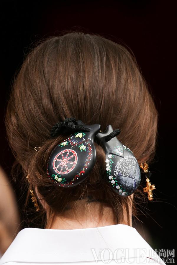 Dolce&Gabbana2015春夏时装秀