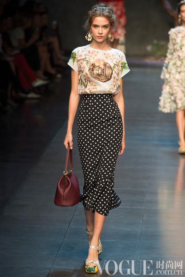 Dolce&Gabbana2014春夏时装秀