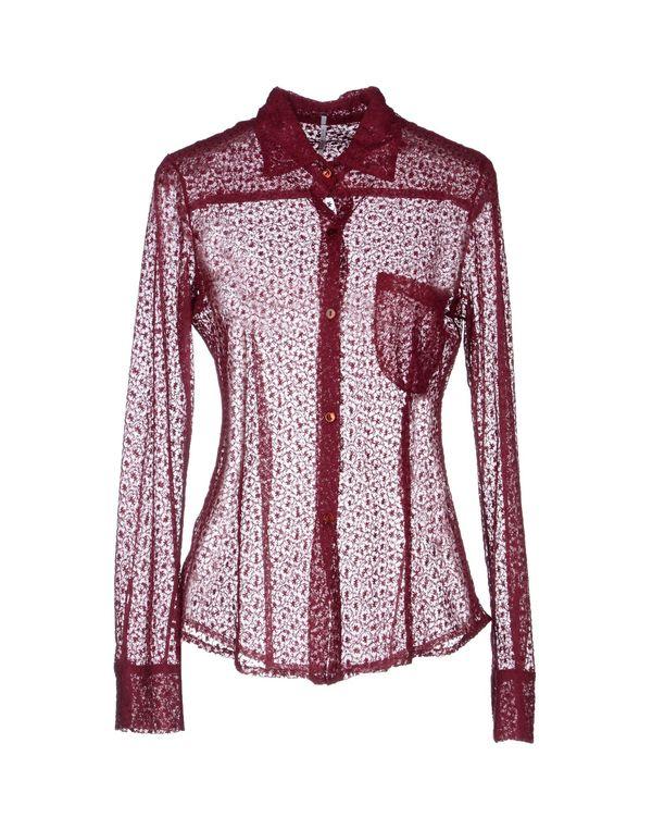 石榴红 LAVINIATURRA Shirt