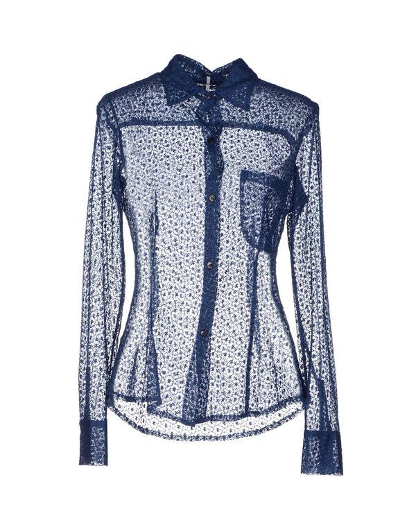 蓝色 LAVINIATURRA Shirt
