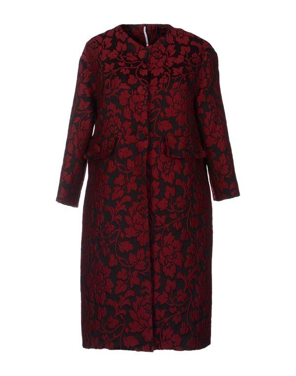 波尔多红 LAVINIATURRA 大衣