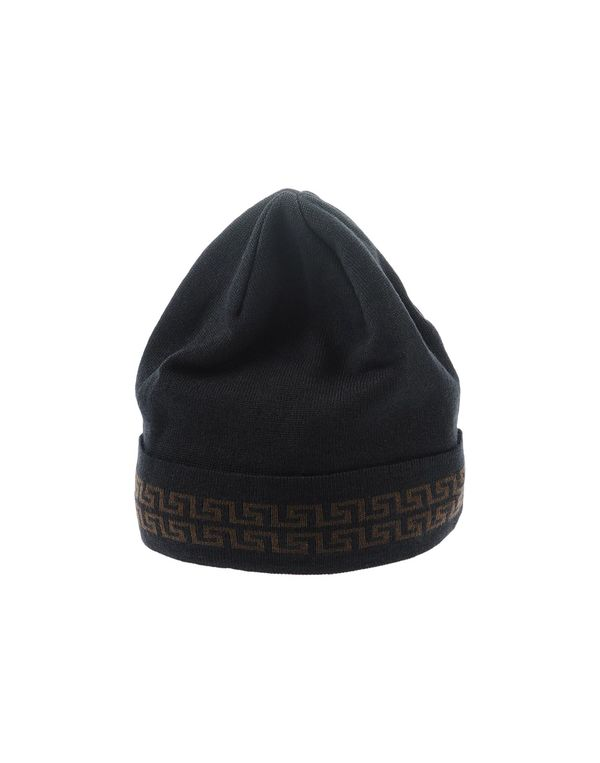 棕色 VERSACE 帽子