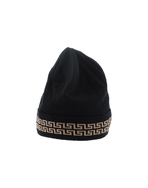 米色 VERSACE 帽子