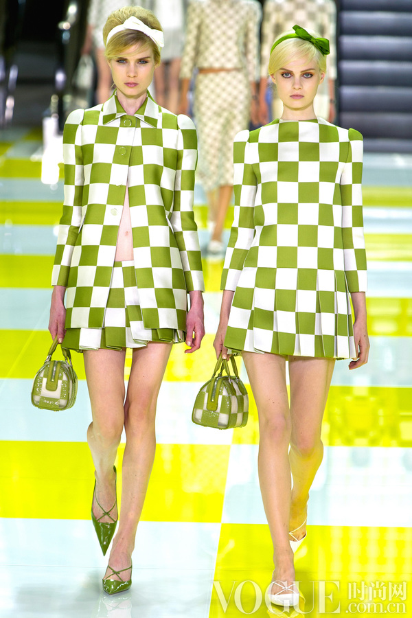 Louis Vuitton2013春夏时装秀