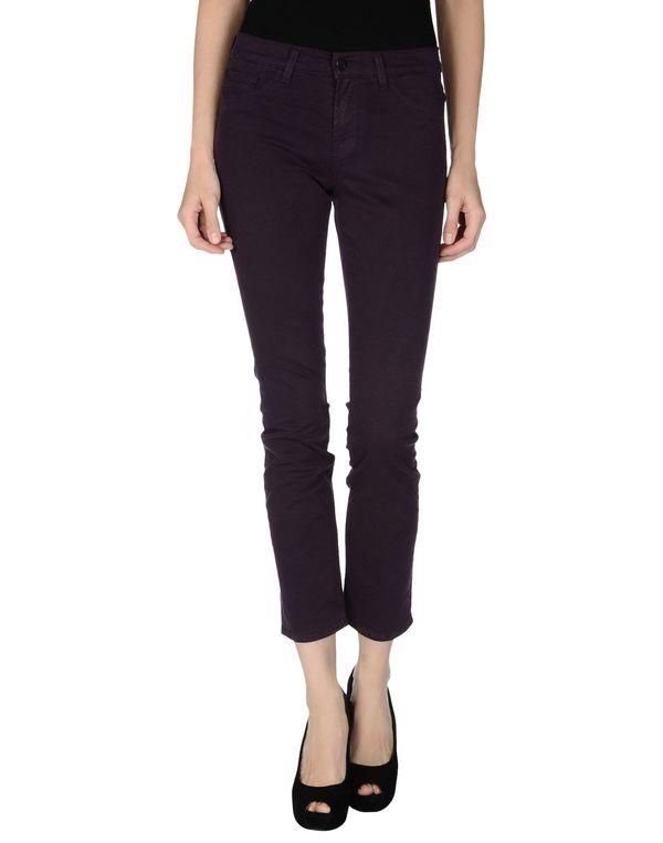 深紫 J BRAND 裤装