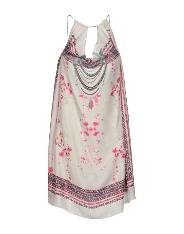 白色 PATRIZIA PEPE 短款连衣裙