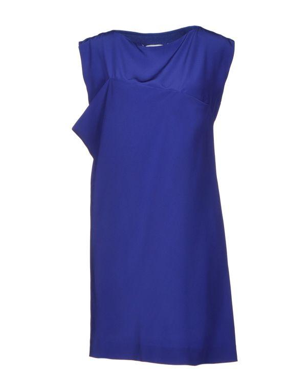 紫色 MAISON MARTIN MARGIELA 1 短款连衣裙