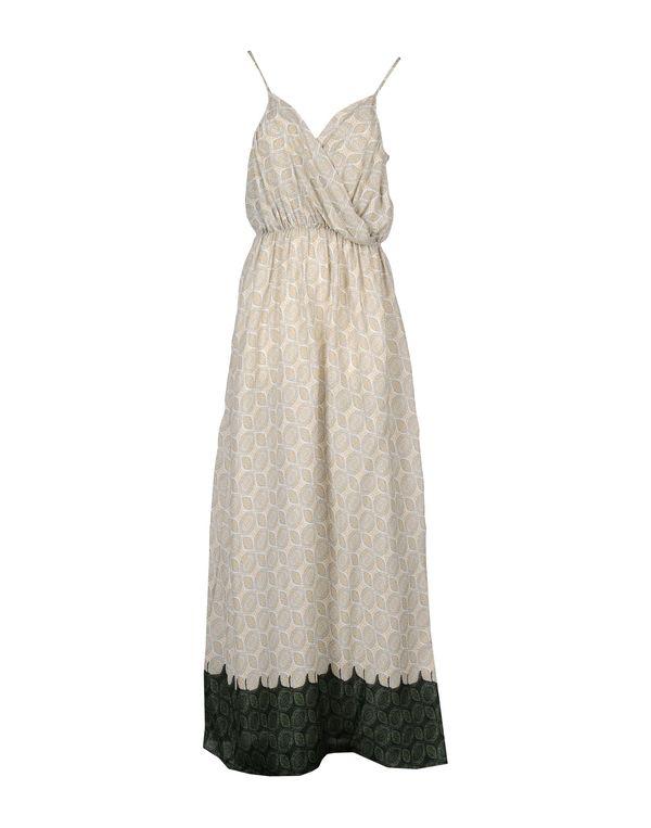 沙色 BRIAN DALES 长款连衣裙